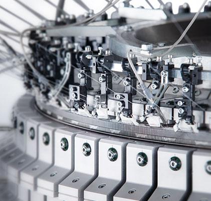 Yuvarlak örme makinaları yedek parçaları - Anasayfa