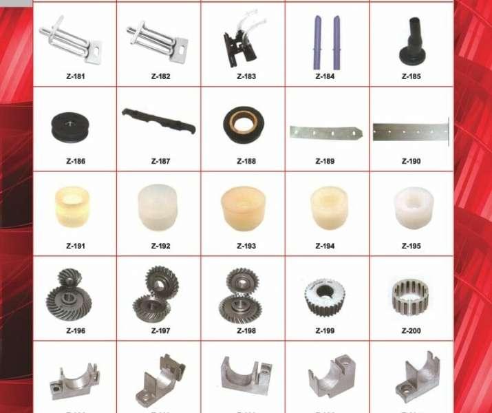 Z-Ring İplik Makina Yedek Parçaları (6)